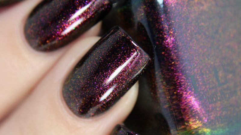 33 Vackra Nail Artwork Types med Glitter